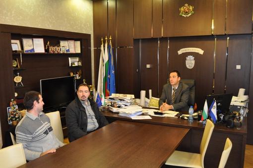 Снимката е взета от сайта на община Бургас