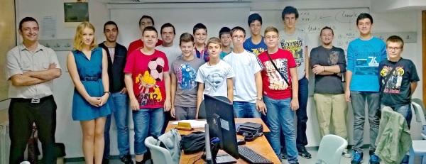 Група за напреднали (C#)
