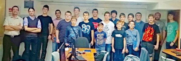 Група за експерти (ASP.NET)