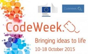 Europe Code Week 2015